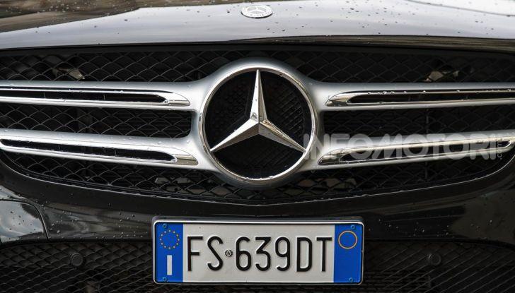 Mercedes-Benz GLC 350e: un passo in avanti verso l'elettrificazione - Foto 5 di 33