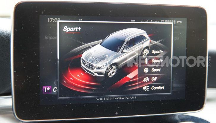 Mercedes-Benz GLC 350e: un passo in avanti verso l'elettrificazione - Foto 10 di 33