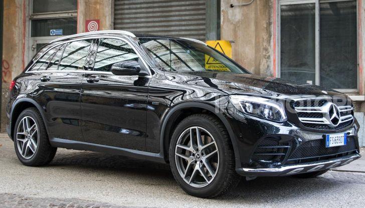 Mercedes-Benz GLC 350e: un passo in avanti verso l'elettrificazione - Foto 33 di 33