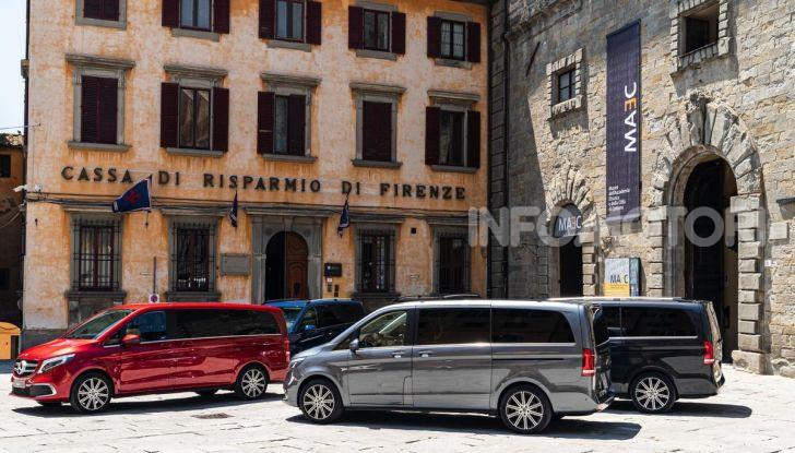 Prova Mercedes Classe V 2019, tutti i segreti del luxury van - Foto 9 di 42