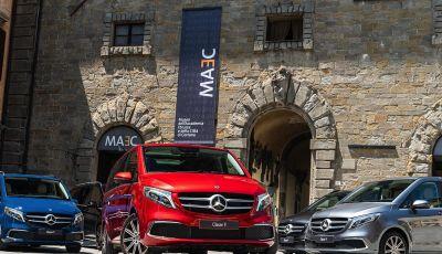 Prova Mercedes Classe V 2019, tutti i segreti del luxury van