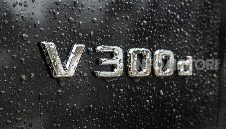 Prova Mercedes Classe V 2019, tutti i segreti del luxury van - Foto 36 di 42