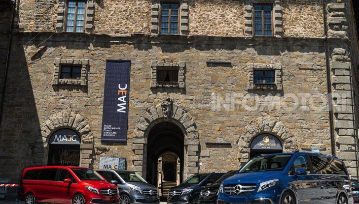 Prova Mercedes Classe V 2019, tutti i segreti del luxury van - Foto 5 di 42