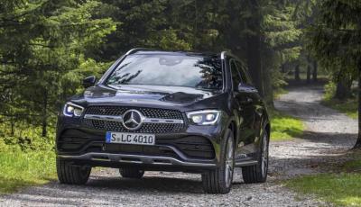 Mercedes GLC 2019: nuovi motori e più tecnologia per il SUV tedesco