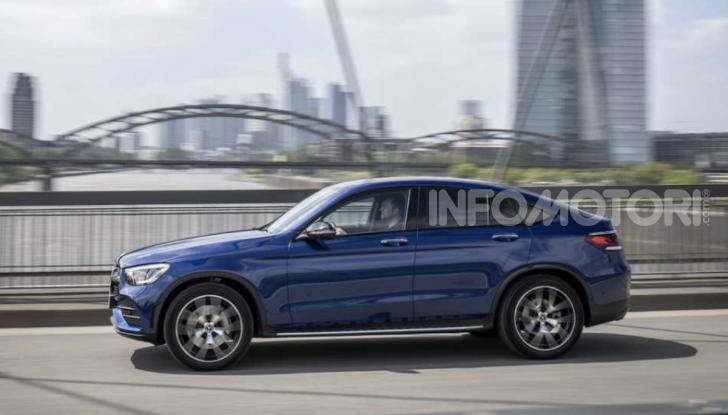 Mercedes GLC 2019: nuovi motori e più tecnologia per il SUV tedesco - Foto 6 di 6