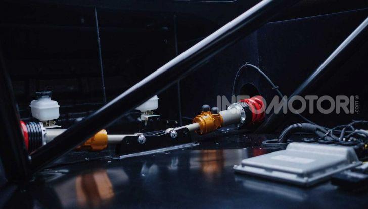 Nissan GT-R da 2.000 CV per le gare in salita - Foto 12 di 13