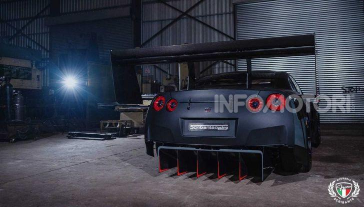 Nissan GT-R da 2.000 CV per le gare in salita - Foto 2 di 13