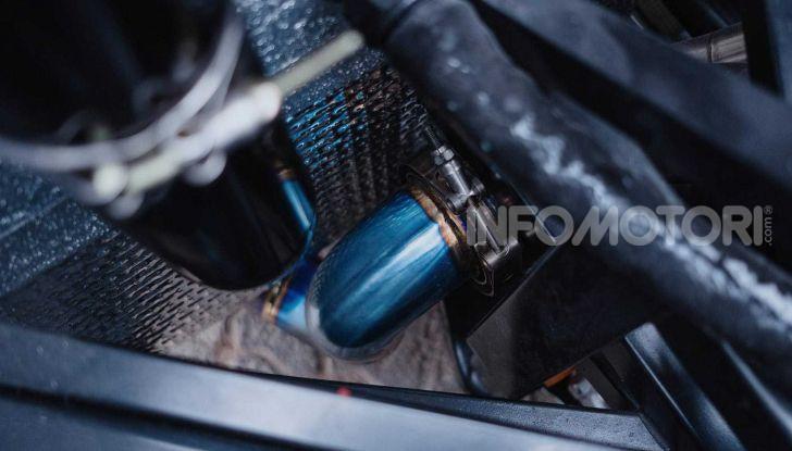 Nissan GT-R da 2.000 CV per le gare in salita - Foto 3 di 13