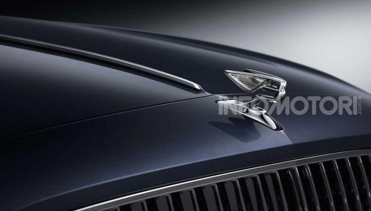 Nuova Bentley Flying Spur 2019: dati e prestazioni - Foto 14 di 23