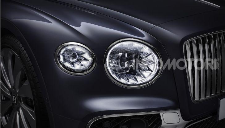 Nuova Bentley Flying Spur 2019: dati e prestazioni - Foto 15 di 23