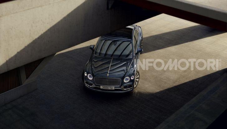 Nuova Bentley Flying Spur 2019: dati e prestazioni - Foto 4 di 23