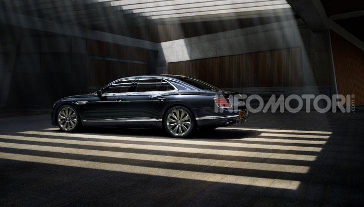Nuova Bentley Flying Spur 2019: dati e prestazioni - Foto 6 di 23