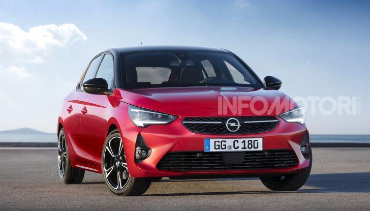 Nuova Opel Corsa 2019, motori e prezzi - Foto 3 di 7