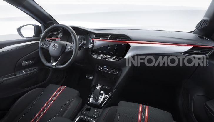 Nuova Opel Corsa 2019, motori e prezzi - Foto 6 di 7