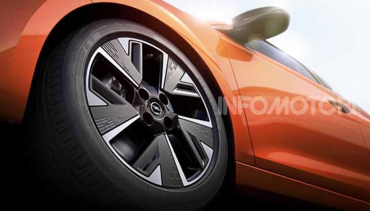 Opel Corsa elettrica 2019 prezzo e dati tecnici della Corsa-e - Foto 13 di 26