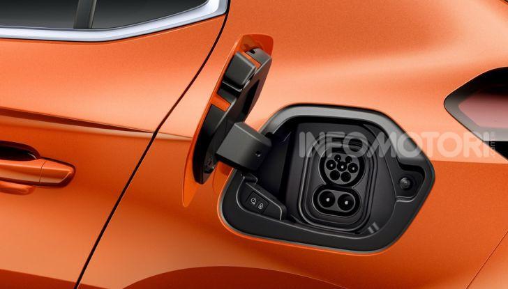 Opel Corsa elettrica 2019 prezzo e dati tecnici della Corsa-e - Foto 13 di 25