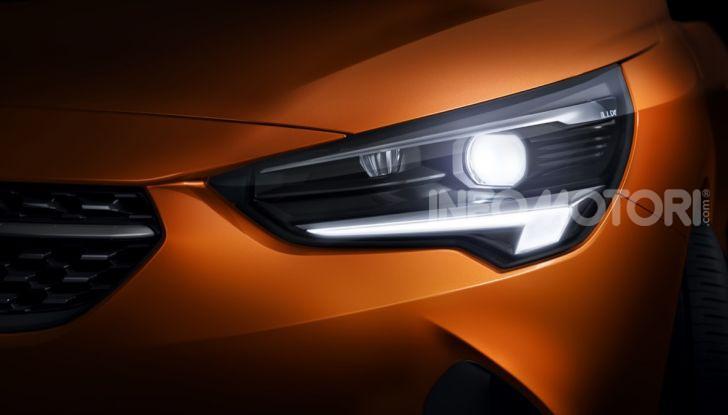 Opel Corsa elettrica 2019 prezzo e dati tecnici della Corsa-e - Foto 15 di 25