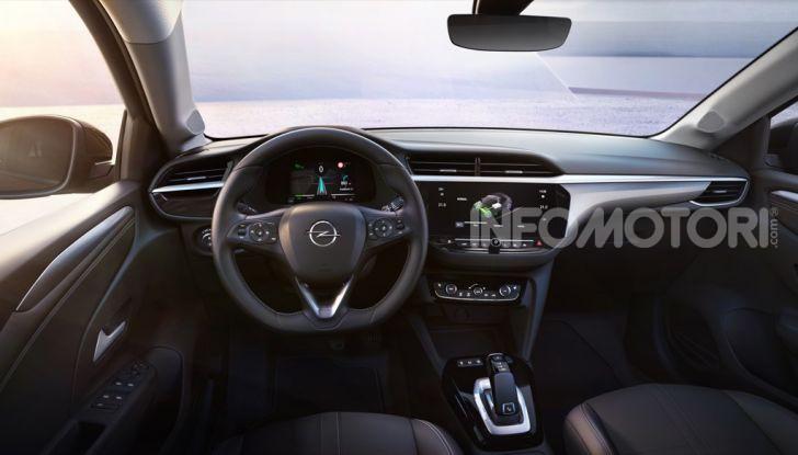 Opel Corsa elettrica 2019 prezzo e dati tecnici della Corsa-e - Foto 17 di 25
