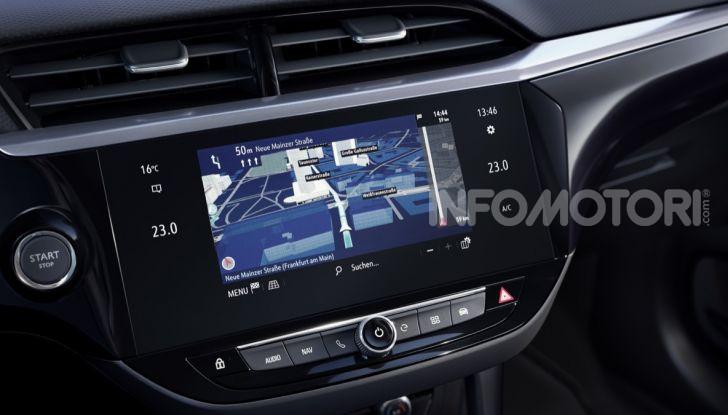 Opel Corsa elettrica 2019 prezzo e dati tecnici della Corsa-e - Foto 19 di 25