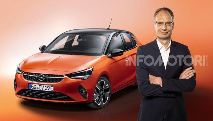 Opel Corsa elettrica 2019 prezzo e dati tecnici della Corsa-e - Foto 23 di 26
