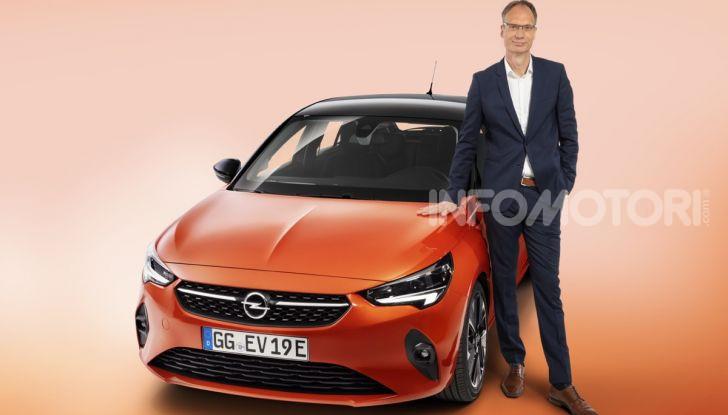 Opel Corsa elettrica 2019 prezzo e dati tecnici della Corsa-e - Foto 23 di 25