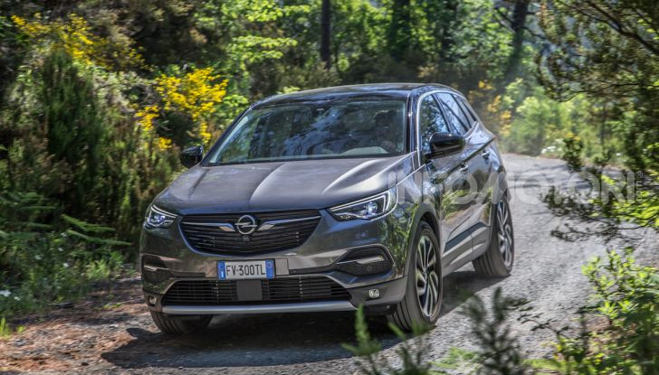 Opel Grandland X incanta Sestri Levante - Foto 14 di 14
