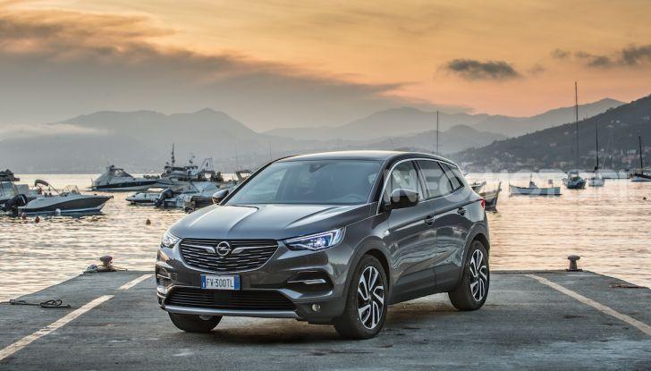 Opel Grandland X incanta Sestri Levante - Foto 2 di 14