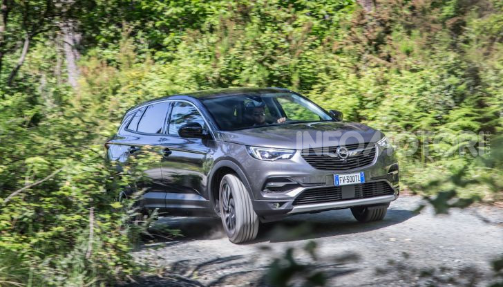 Opel Grandland X incanta Sestri Levante - Foto 5 di 14