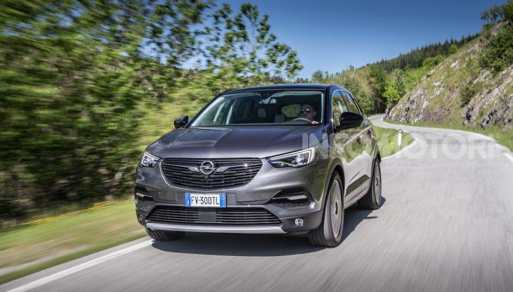 Opel Grandland X incanta Sestri Levante - Foto 7 di 14