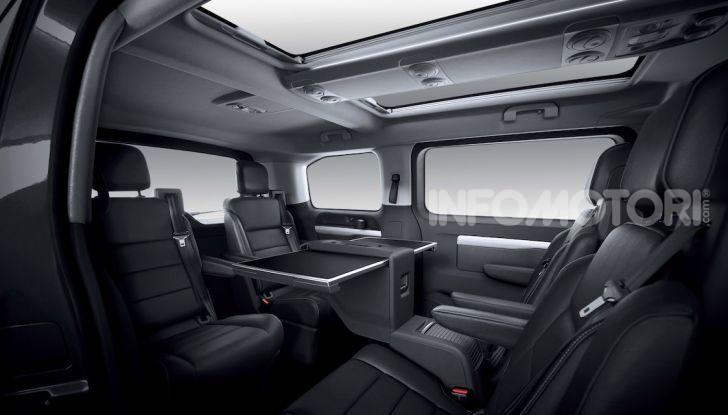 Prova Opel Zafira Life 2019, praticità e comfort fino a 9 posti - Foto 4 di 24