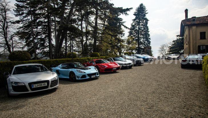 Pure Drivers, Pure Experience: da Milano fino a Lubiana a bordo di una Porsche 911 - Foto 9 di 27