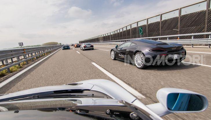 Pure Drivers, Pure Experience: da Milano fino a Lubiana a bordo di una Porsche 911 - Foto 10 di 27
