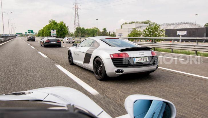 Pure Drivers, Pure Experience: da Milano fino a Lubiana a bordo di una Porsche 911 - Foto 1 di 27