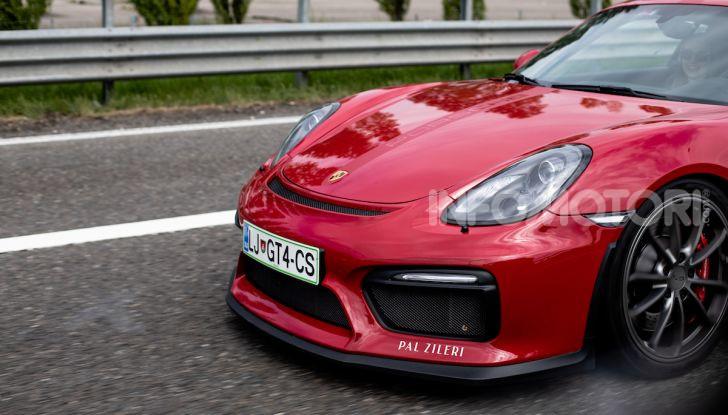 Pure Drivers, Pure Experience: da Milano fino a Lubiana a bordo di una Porsche 911 - Foto 24 di 27