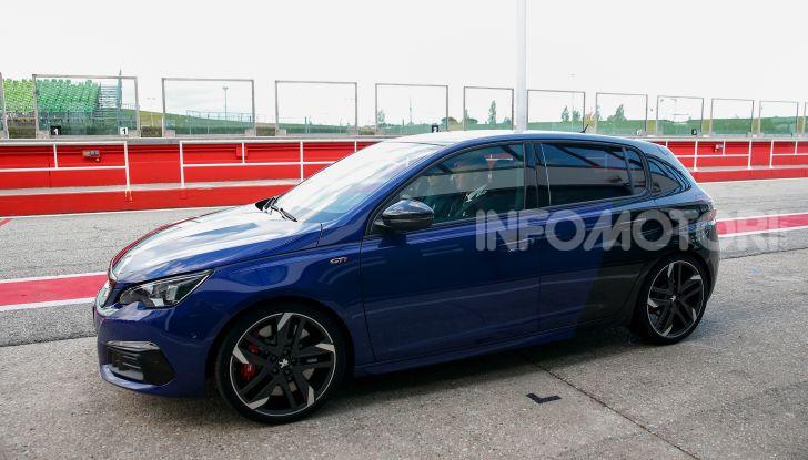 La Nuova PEUGEOT 308 TCR debutta in Italia il 6 luglio all'autodromo di Adria - Foto 2 di 8