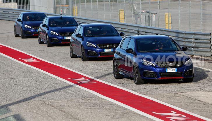 La Nuova PEUGEOT 308 TCR debutta in Italia il 6 luglio all'autodromo di Adria - Foto 3 di 8