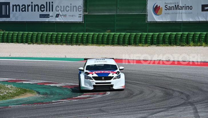 La Nuova PEUGEOT 308 TCR debutta in Italia il 6 luglio all'autodromo di Adria - Foto 5 di 8