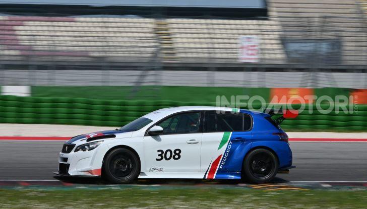 La Nuova PEUGEOT 308 TCR debutta in Italia il 6 luglio all'autodromo di Adria - Foto 7 di 8