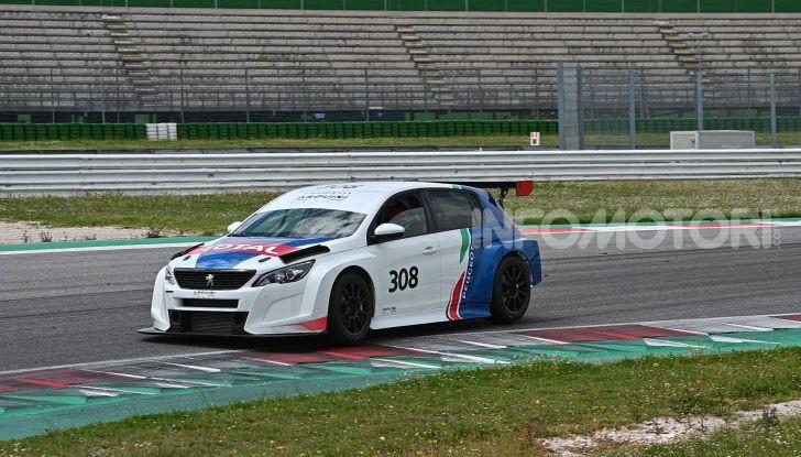 La Nuova PEUGEOT 308 TCR debutta in Italia il 6 luglio all'autodromo di Adria - Foto 8 di 8