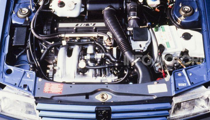 PEUGEOT 309 GTI16, 160 cavalli da corsa - Foto 2 di 11