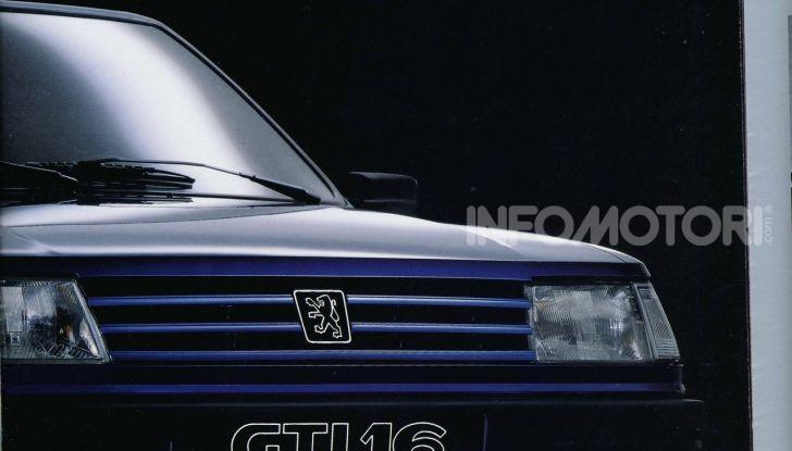 PEUGEOT 309 GTI16, 160 cavalli da corsa - Foto 8 di 11