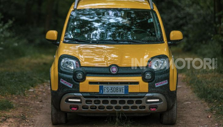 [VIDEO] Fiat Panda Cross 4×4: la leggenda è inarrestabile! - Foto 39 di 48