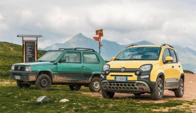 [VIDEO] Fiat Panda Cross 4x4: la leggenda è inarrestabile!