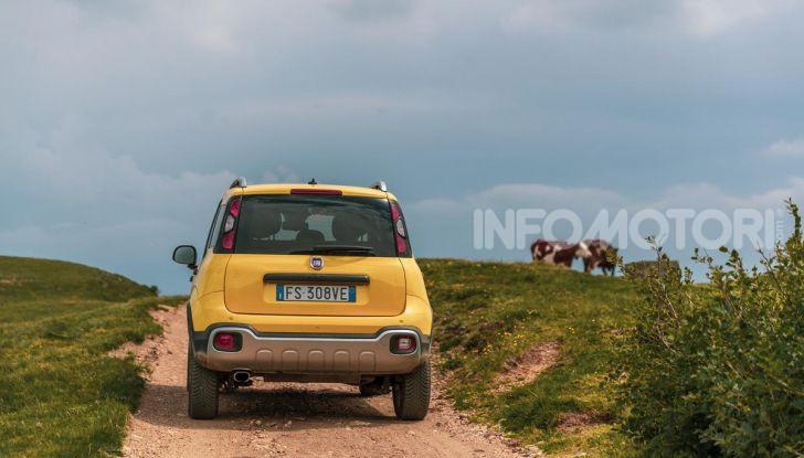 [VIDEO] Fiat Panda Cross 4×4: la leggenda è inarrestabile! - Foto 41 di 48