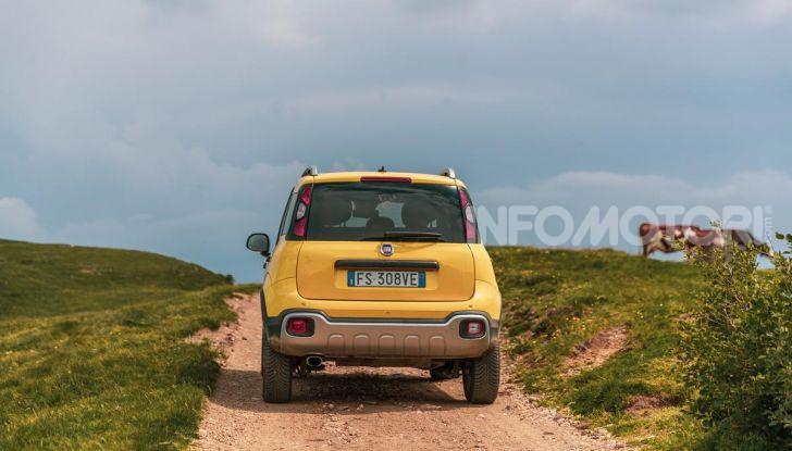 [VIDEO] Fiat Panda Cross 4×4: la leggenda è inarrestabile! - Foto 42 di 48