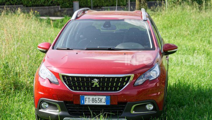 Prova video Peugeot 2008 BlueHDi 120 EAT6, l'abbinata che mancava! - Foto 6 di 48