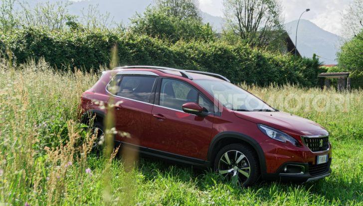 Prova video Peugeot 2008 BlueHDi 120 EAT6, l'abbinata che mancava! - Foto 17 di 48