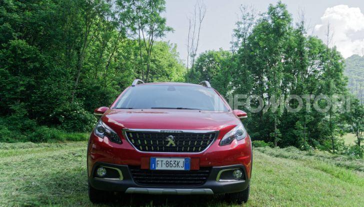 Peugeot 2008 estetica