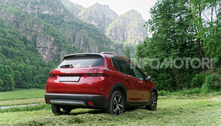Prova video Peugeot 2008 BlueHDi 120 EAT6, l'abbinata che mancava! - Foto 23 di 48