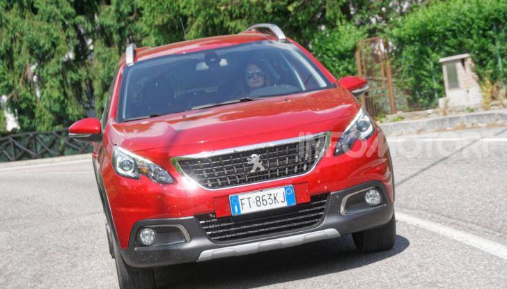 Prova video Peugeot 2008 BlueHDi 120 EAT6, l'abbinata che mancava! - Foto 36 di 48